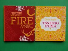 CHRISTINE MANFIELD FIRE - A WORLD OF FLAVOUR & TASTING INDIA- CHRISTINE MANFIELD