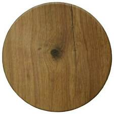New Round Table Top Outdoor Dining 700mm Commercial Tops Big Wood