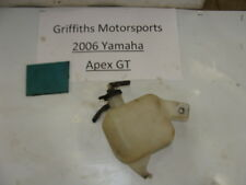 06 2006 07 08 YAMAHA APEX GT vector nytro coolant burp tank cap bottle reservoir