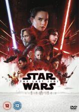 NEW Star Wars - The Last Jedi DVD