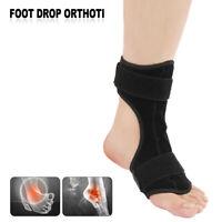 Pied Drop support cheville Brace orthèse plantaire nuit Splint correction