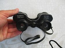 jumelle japonaise YASHICA coated optics 8X30 fiel 75° Y-n°703486 type militaire