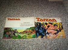 ALBUM TARZAN DELLA SCIMMIE ED.CENISIO 1973 ORIGINALE COMPLETO OTTIMO TIPO PANINI