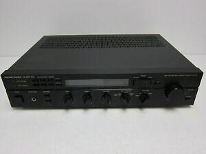 Harmon Kardon FM/AM Stereo Receiver Hk440 Vxi Tested & Working w/ Phono