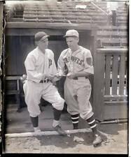 Dick Bartell Of Philadelphia Phillies 1933 OLD BASEBALL PHOTO