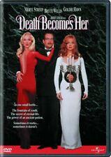 DEATH BECOMES HER New Sealed DVD Meryl Streep