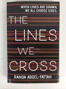 The Lines We Cross by Author Randa Abdel-Fattah (Paperback 2017) (7 avb)
