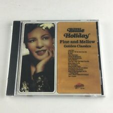 Billie Holiday Fine And Mellow Used CD MVG+ COL-CD-5142, COL-5142