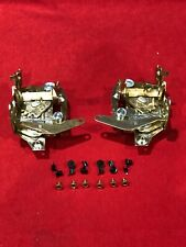 FORD XR XT XW XY DOOR LATCH CATCH SET WITH SCREWS SUIT UTE FRONT ONLY BRAND NEW