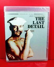 THE LAST DETAIL (1973) - Twilight Time Blu Ray - Jack Nicholson - BRAND NEW