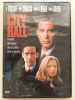 City Hall DVD NEUF SOUS BLISTER Al Pacino, John Cusack, Bridget Fonda