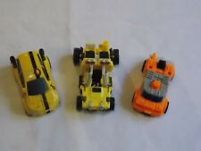 TRANSFORMERS Lot of 3 Vehicles from different series. See photos.