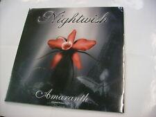 "NIGHTWISH - AMARANTH - 12"" PICTURE DISC VINYL NEW SEALED 2007 - COPY # 1181"