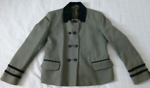 Pretty Ponies Ladies Lead Rein Equestrian Showing Jacket - to fit size 12/14