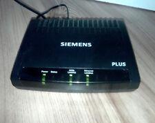 Siemens Plus ADSL C2- 010- I   ADSL Modem