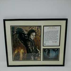 Vintage The Crow City Of Angels Special Edition Print OSP Commemorative 0773/15k
