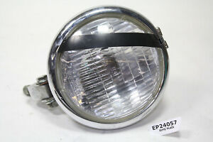 headlamp + mounting block FXLR Harley FXR 90th Low Rider 1993 FXRT FXRP EPS24057