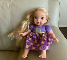 "Disney My First Baby Princess  Rapunzel Doll Tangled  12"" JAKKS PACIFIC"