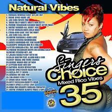 REGGAE LOVERS ROCK SINGERS CHOICE VOL 35