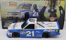 NASCAR 2016 JOHNNY SAUTER #21 ALLEGIANT TRAVEL CHAMPIONSHIP 1/24 TRUCK