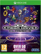 SEGA Mega Drive Classics For Xbox One (New & Sealed)