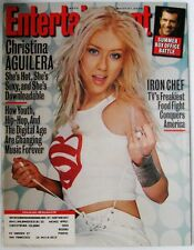 Entertainment Weekly 533  March 31 2000   Christina Aguilera   Iron Chef