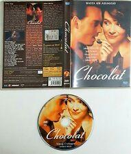 Chocolat (2000) DVD