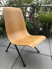 VITRA collection PROUVE, fauteuil, chaise 356, dite Antony