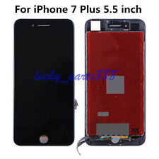 """New For iPhone 7 Plus 5.5"""" LCD Display Digitizer Touch Screen Replacement Black"""