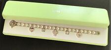 Armband Maria mit Perlen und Zirkonia 925 Sterling Silber Schmuck - neu OVP -