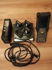 Motorola Scanner Mc9190 With Charger And Batteries