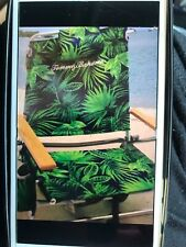 Tommy Bahama Backpack Beach Chair Insulated Cooler Pocket Bottle Opener NEW