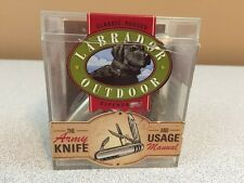 Labrador Outdoor The Army Knife and Usage Manual Swiss Army Knife