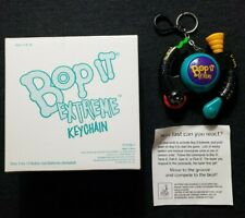 Vintage 2000 Hasbro Bop It Extreme Keychain Electronic Handheld Game with Box