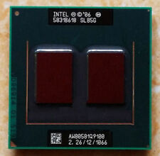 For Intel Core2 Quad Q9100 2.26GHz 12/1066 Dual-Core Processor Socket P/PM45 CPU