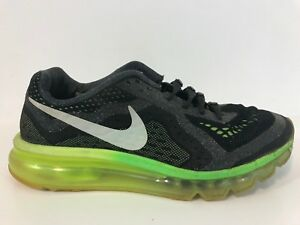 NIKE Air Max 2014 GS Glow Waffle Shoes Size 6.5Y Womens 8 $150 685683-001