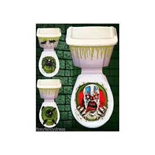 Toilet Seat Grabber Cover Scary Horror Halloween Fancy Dress Party Decoration