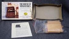 Dollhouse House of Miniatures Chippendale Desk 40017 Nib