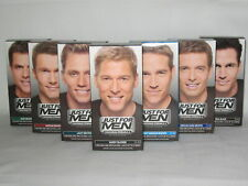 JUST FOR MEN HAIR COLOUR DYE UK - BULK BUY DISCOUNTS - MANY COLOURS AVAILABLE