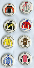 Triple Crown Winner 16-Pin Button Set Horse Racing Pinback Lot collection BH311