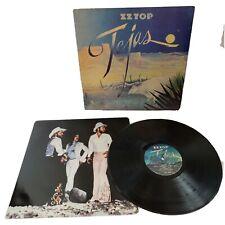 ZZ TOP Tejas 1976 Vinyl LP London Records PS 680 Excellent Condition