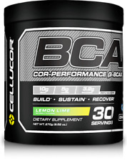 Cellucor COR-Performance Beta BCAA Lemon Lime 30 Servings 270g
