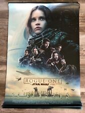 "Rogue One a Star Wars Story 2016 Teaser Poster 27"" X 40"""