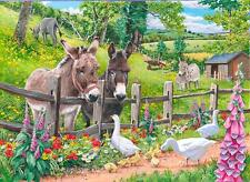 The House Of Puzzles - 250 BIG PIECE JIGSAW PUZZLE - Jack & Jenny Big Pieces