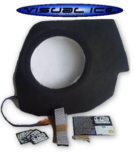 ASTRA J NEW 10 12 STEALTH SUB SPEAKER ENCLOSURE BOX SOUND BASS UPGRADE CAR AUDIO