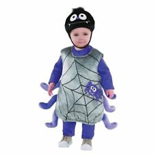 Itsy Bitsy Spider Baby Toddler Childrens Halloween Fancy Dress Costume 2-3 Years 996229