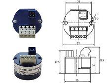 Messumformer JUMO MU-P T03 J (707030) Transmitter 4-20mA