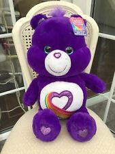 Care Bears Rainbow Heart Bear Care Bear Bears - NEW