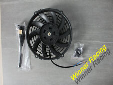 "12V 9"" Slim Radiator Cooling Thermo Fan&Mounting kit"