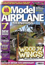 Model Airplane International Issue 121, Aug 2015, Excellent, Battle of Britain